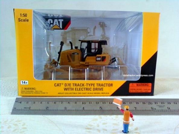 Dozer CAT® D7E Norscot  55104